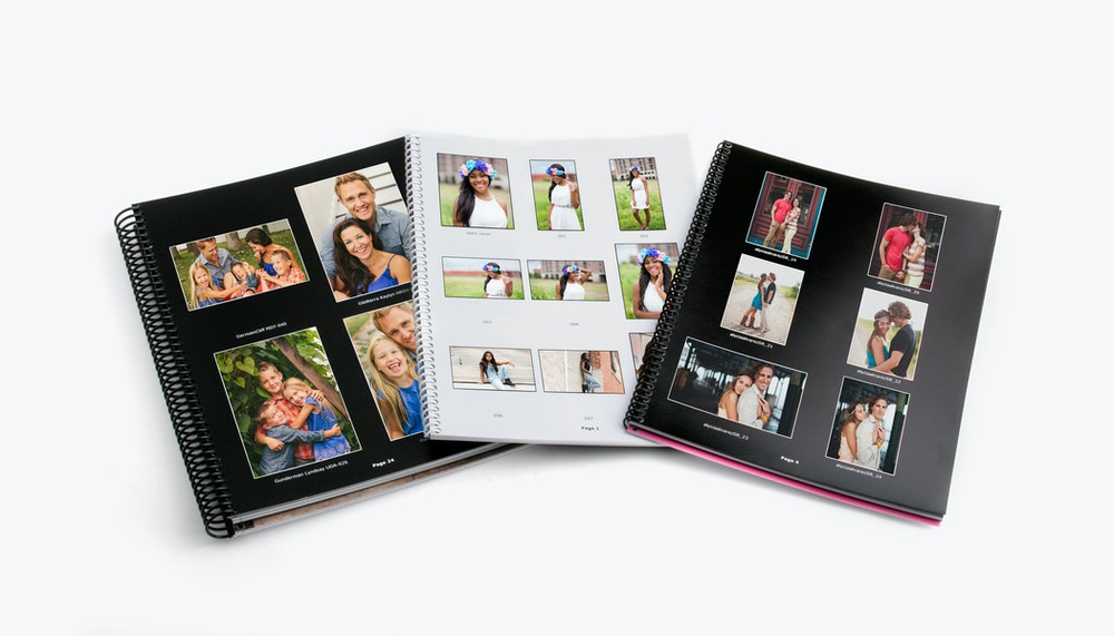 Multiple Proofbook styles