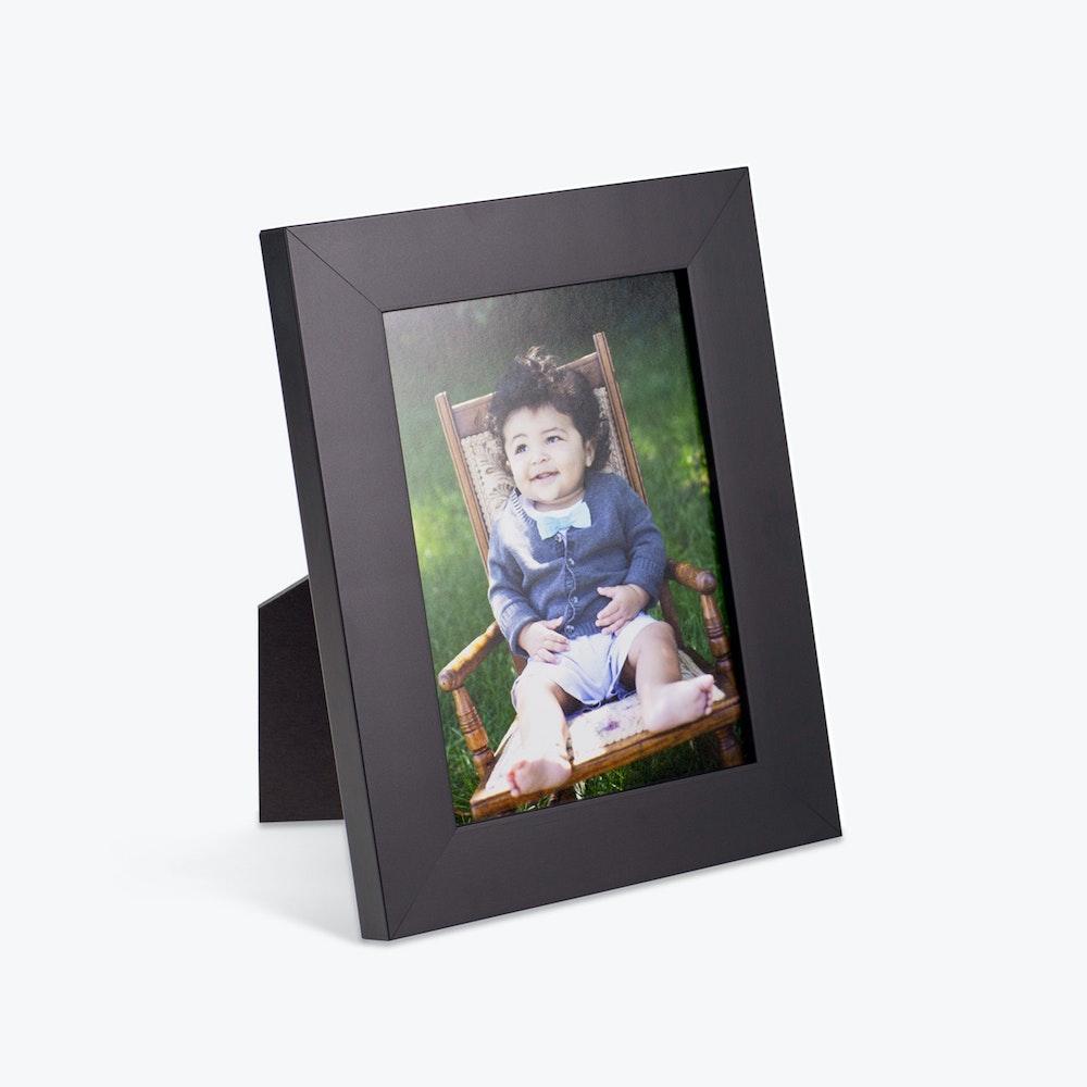 Black Gallery Framed Tabletop Print