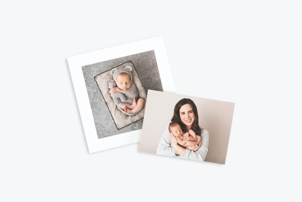 Small Fine Art Prints with borders