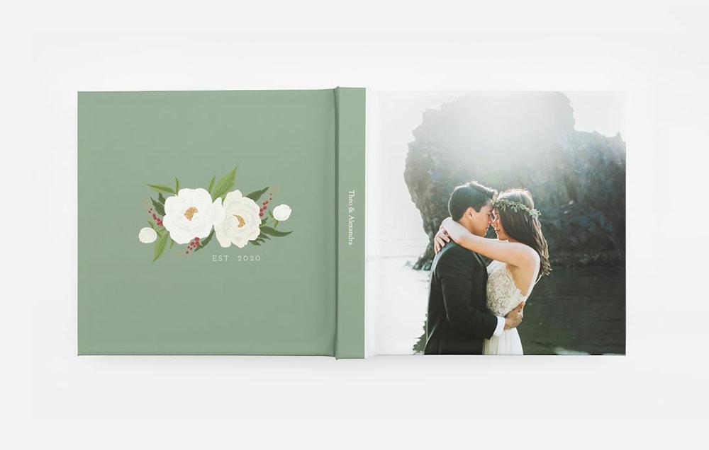 Custom Photo Cover Album detail