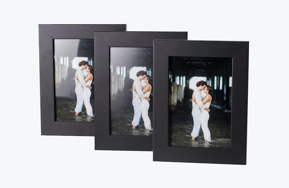 Framed Print acrylic comparison