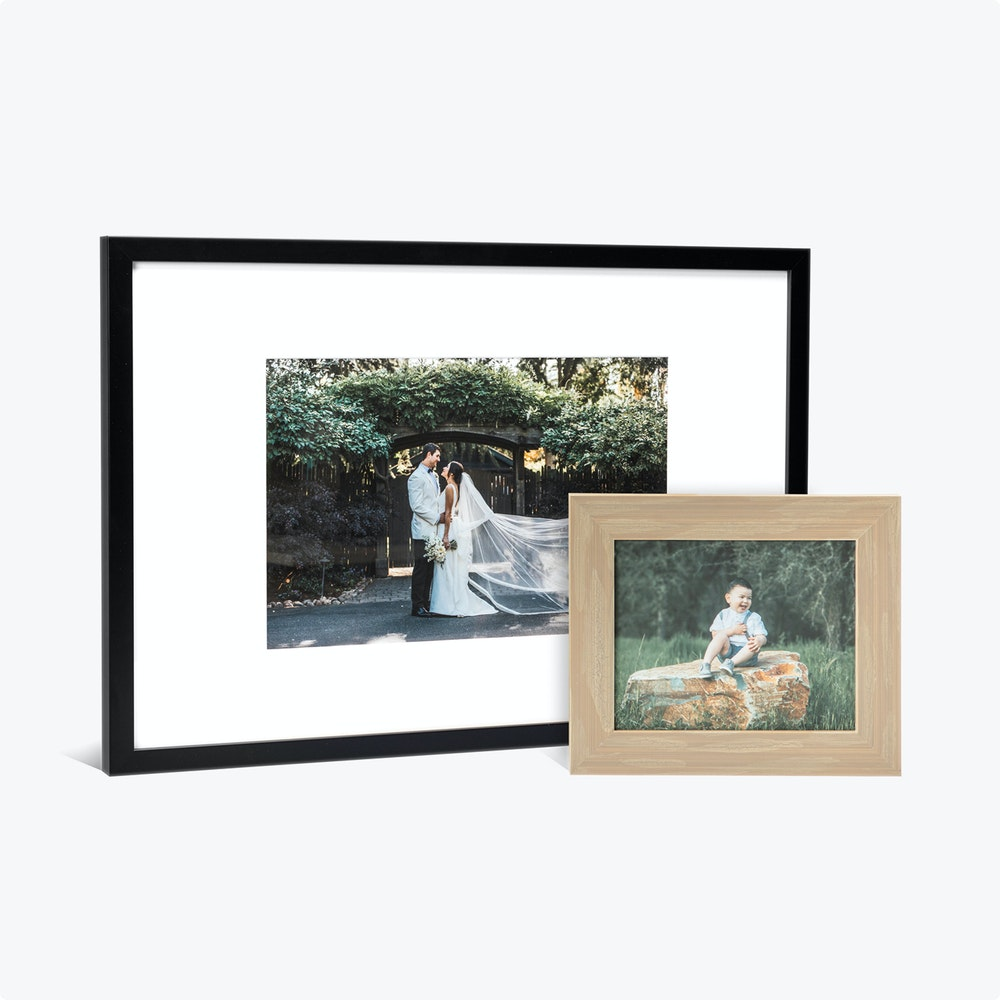 Ashland and Matted Gallery Framed Prints