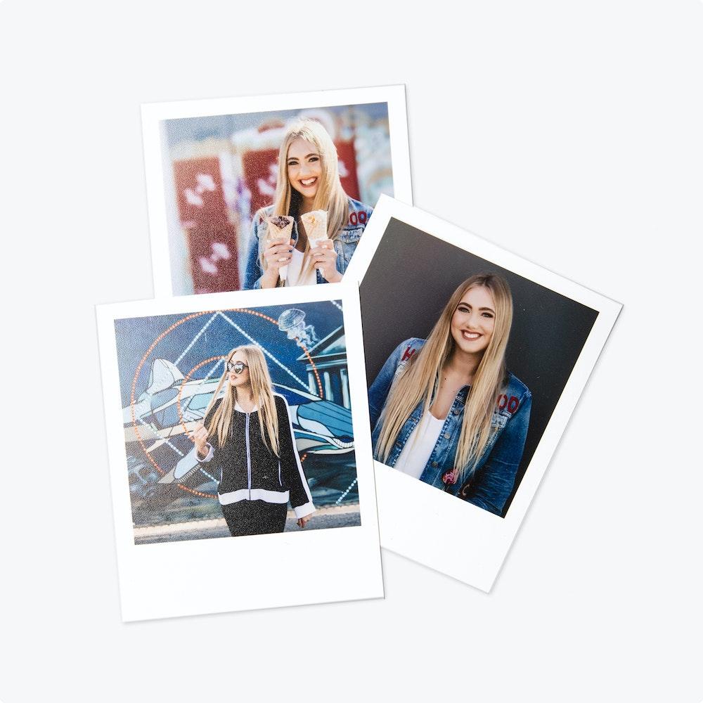 Multiple Mini Snapshot Prints