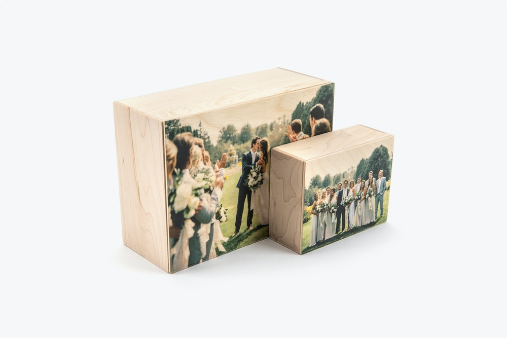 Multiple Wood Boxes
