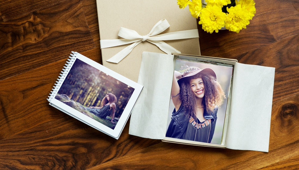 Senior Proof Book with loose Proof Prints and Premium Packaging