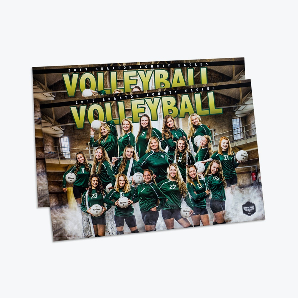 Volleyball sports Posters
